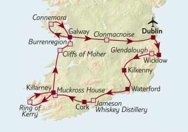 Studiosus irland zum kennenlernen Irland Reisen bei buchen